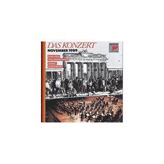 Daniel Barenboim - Das Konzert November 1989: Beethoven (CD)