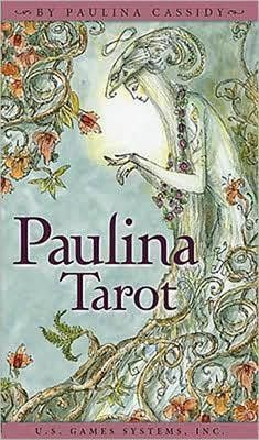 Paulina Tarot immediately draws us in with its delicate beauty. Once we enter this magical place, we encounter a charming world of insight and inspiration. 78-card deck with instruction booklet.