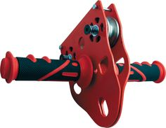 Fusion Z-Max Pulley (Red/Black)