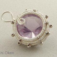 Basket Weave Bezel   JewelryLessons.com