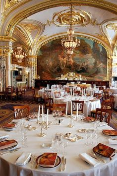 Hotel de Paris in Monte Carlo, I had lunch here while I was vacationing in Nice