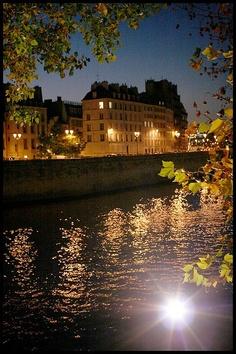 Paris, Quais d'Anjou