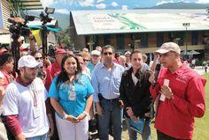Ministro Andrés Izarra destacó la importancia del turismo como principal impulsor de la economía nacional.