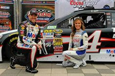 Tony and Miss Coors Light