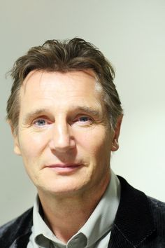 I would cast Liam Neeson as Michael Carpenter, Knight of the Cross and generally pretty awesome dude.