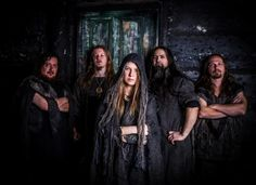 Khram, is the Russian word for temple – and the upcoming title ofARKONA's hotly anticipated, eighth studio album, set to be released onJanuary 19th2018via Napalm Records! A Khram is …