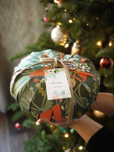 DIY: holiday gift bundle
