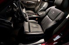 2014 Infiniti Q50 S Interior Seats