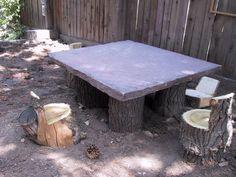 Natural table- Boulder Journey School ≈≈
