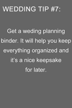 We've asked top planners to dish on some of the worst wedding planning advice they've ever heard Ô and to fill us in on what you should do... -- Want to know more, click on the image. #WeddingPlanningTips