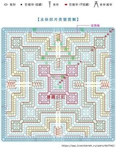 Ideas for crochet blanket stitch hands Crochet Squares, Motif Mandala Crochet, Crochet Square Patterns, Crochet Blocks, Crochet Stitches Patterns, Crochet Diagram, Crochet Chart, Crochet Granny, Crochet Pillow Pattern