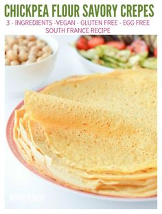 French Crepes Recipe | Easy Authentic Paris recipe