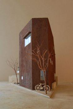Hiroshi Kikuchi, architectural model