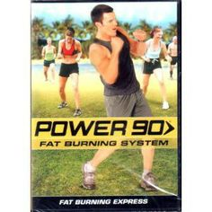 Beachbody Power 90 Fat Burning System Express Tony Horton DVD $18.99  http://stores.ebay.com/NYC-Fitness-Family-and-Finds