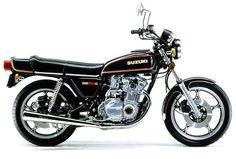 SUZUKI GS 550E (1978 - 1981)