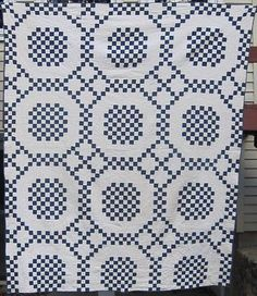 INDIGO-BLUE-AND-WHITE-ANTIQUE-CUTTER-QUILT