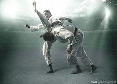 Wrestling is Best. Sweet leg sweep. Martial arts gifs