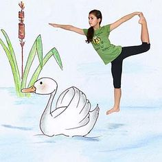 Yoga For Kids, 4 Kids, Children, Health Education, Physical Education, Action Cards, Pond Life, Learn Yoga, Hobby Horse