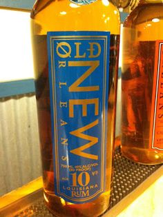Visit the Old New Orleans Rum Distillery for an authentic experience in New Orleans, Louisiana.