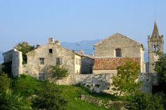 Hum, Istria