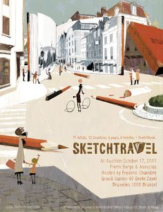 """SKETCHTRAVEL"" Official Blog"