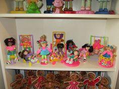 Playground Kids Dolls 1990's toys!!!!