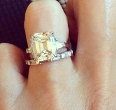 Love this. My Mom's birthstone plus some of the baguettes in her ring. This is VERY COOL, one of my FAVS so far.