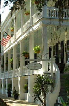 Beaufort SC.  They know how to do verandas.