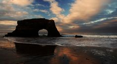 Natural Bridges state park, Santa Cruz, California coast (c) by steve.lanctot, via Flickr