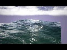 ▶ UE4 Ocean Water Shader WIP - YouTube