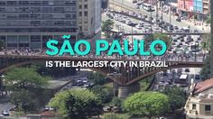 Video about the water crisis in São Paulo and Blue City Blue City, Urban Design, Brazil, Presentation, Water, City, Gripe Water