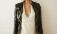<3 leather jackets