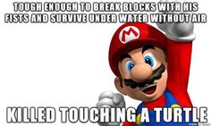 A few funny examples of video game logic (34 Photos)