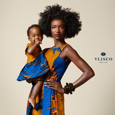 The bond between women and Vlisco has continued to deepen over the last century and we're humbled that Vlisco is now woven into the very fabric of African culture!