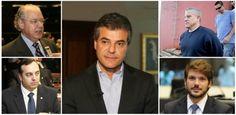 """Governador do Paraná, Beto Richa (PSDB), teria recebido """"pixulecos"""" oriundos de propina da Receita Estadual; denúncia partiu do ex-auditor fiscal Luiz Antônio de Souza, que, ontem (7), em delação no Fórum de Londrina, disse que o tucano recebeu R$ 1,5 milhão na reeleição de 2014; Souza está preso desde janeiro de 2015, depois de denunciado por pedofilia; ele fez um acordo de delação premiada com promotores do Gaeco (Grupo de Atuação Especial de Combate ao Crime Organizado), braço policial…"""