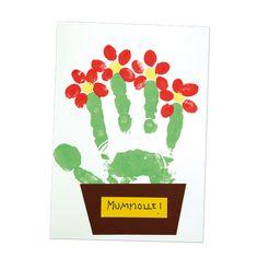 Laadukkailla sormivärillä saa aikaan hauskoja kesäisiä kortteja! Tarvikkeet ja ideat Sinellistä!