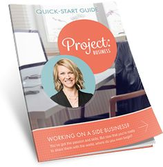 Side Business | Christy Wright. I found this site through Dave Ramsey's recommendation.