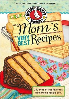 Bargain e-Cookbook: Gooseberry Patch Mom's Very Best Recipes! {1.99} #recipes
