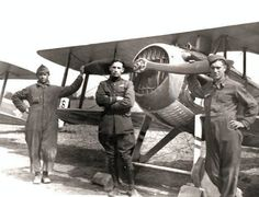 American 94th Aero Squadron, France, World War I.