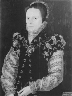 1569ca. Countess of Warwick by the Master of the Countess of Warwick (Marquess of Tavistock)