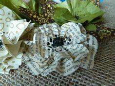 DIY Paper flower - fleur en papier
