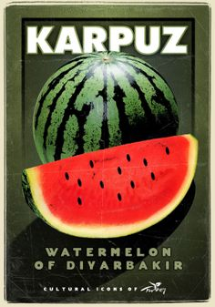 Diyarbakır Karpuzu - Diyarbakır Watermelon