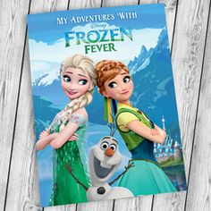 Let them star in there own Frozen adventure!