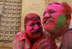 Holî : la fête des couleurs en Inde