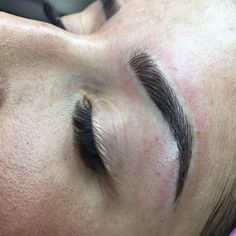 Beautiful natural looking permanent eyebrows Mircoblading Eyebrows, Thick Eyebrows, Perfect Eyebrows, Eye Brows, Best Eyebrow Makeup, Permanent Makeup Eyebrows, Eye Makeup, Makeup Prices, Tattoo