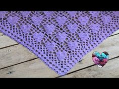 Heart Stitch Shawl Crochet Tutorial – Page 2 – NatureRelated Shawl Crochet, Lidia Crochet Tricot, Gilet Crochet, Knitted Shawls, Baby Blanket Crochet, Diy Crochet, Crochet Stitches, Crotchet Patterns, Shawl Patterns