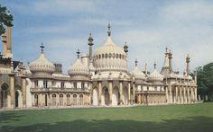 Architecture  Royal Pavilion