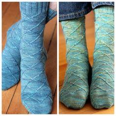 Malabrigo Sock, Ravelry, Socks, Fashion, Moda, Fashion Styles, Sock, Stockings, Fashion Illustrations
