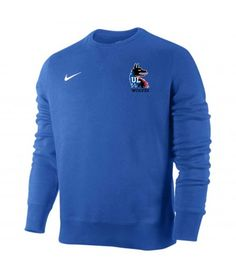 UL Crested Nike Core Fleece Crew - Adults