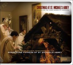 Jade Music is proud to release the first record by the Norbertine Fathers of St. Michaels Abbey  Christmas at St. Michaels Abbey: Chants for the Three Masses of Christmas.  This recording includes the proper chants of the three Masses of Christmas (Midnight; the Mass at dawn and the Mass of the day) as sung at St. Michaels Abbey. They are still in use after all these centuries and retain their sacramental quality their supple vigor and the ability to dispose the soul for the contemplation of…